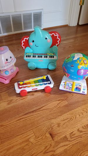 Fisher price baby toddler toys for Sale in Newcastle, WA