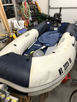 2011 Zodiac Hard Bottom for Sale in New Bedford,  MA