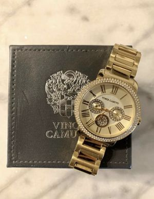 Vince Camuto Gold Watch for Sale in Phoenix, AZ
