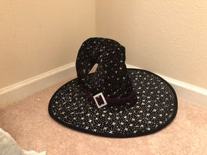Sparkly Witch hat for Sale in IND HBR BCH, FL