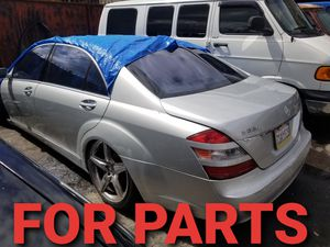 FOR PARTS MERCEDES BENZ AMG S550 S600 S63 S65 S400 S430 ENGINE for Sale in Los Angeles, CA