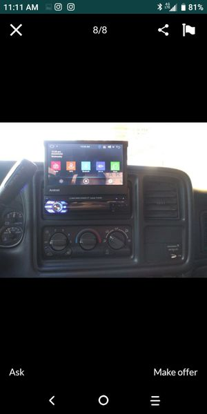 Android flip out stereo for Sale in Los Angeles, CA