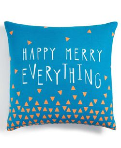 Holiday Lane Decorative Pillow Blue for Sale in Norfolk,  VA