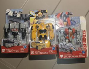 Transformers Small Action Figures for Sale in Palm Beach Shores, FL