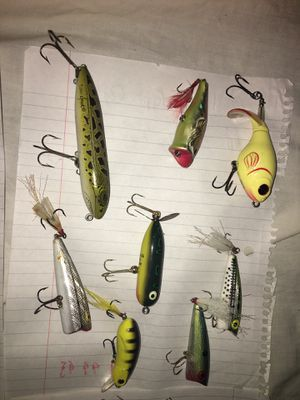 Fishing lures for Sale in Lincoln, RI