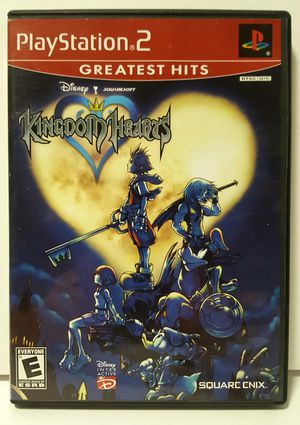 KingdomHearts PlayStation 2 videogame PS2 KingdomHearts game for Sale in Miramar, FL