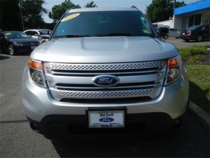 2013 Ford Explorer XLT 4WD Leather Back up Camera for Sale in Fairfax, VA