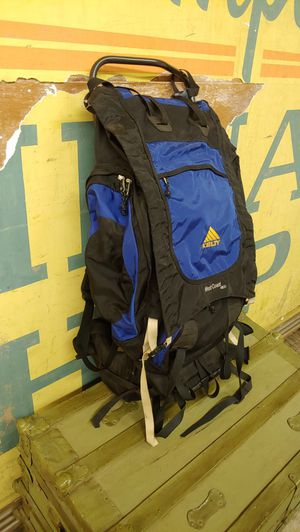 Kelty West Coast 4800 External Frame Backpack. Hiking camping pack. EXCELLENT CONDITION. All zippers work great. for Sale in Orange, CA