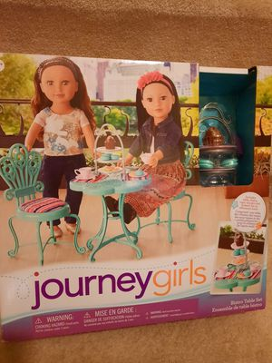 Journey Girls Bistro Set for Sale in Hilliard, OH