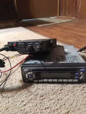 Midland cb , jenson car stereo for Sale in Richland, MO