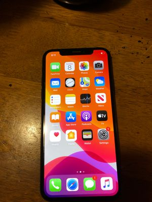 iPhone X 64 GB for Sale in Sharon Hill, PA