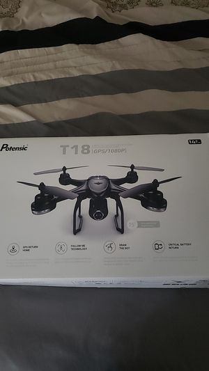 Potensic T18 Drone ( Brand new) never been used for Sale in Houston, TX