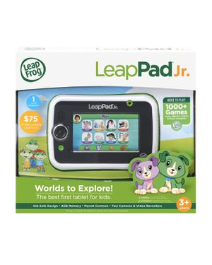 LeapFrog LeapPad Jr. Kid-Safe Tablet Packed With Learning Games and Apps for Sale in Hialeah, FL