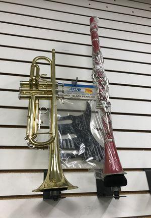 Trompeta trumpet saxophone clarinete for Sale in Bell, CA