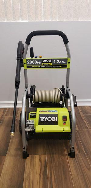 Ryobi 2000psi electric pressure washer for Sale in San Diego, CA