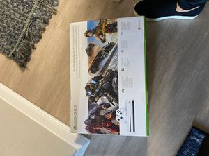 Xbox one s with call of duty modern warfare! for Sale in Brandon, FL
