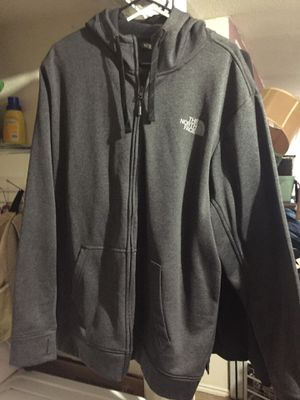 North Face hoodie full zip jacket XXL for Sale in Austin, TX