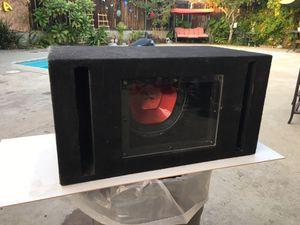 "Speaker 10"" Sony Xplod 1100 W. for Sale in Montclair, CA"