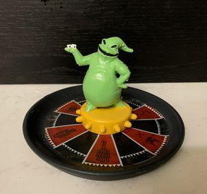 Nightmare Before Christmas Oogie Boogie Roulette Trinket Tray for Sale in Montclair, CA