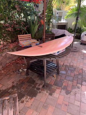 """Surfboard ZOUVI 6' 7""""- Very Clean for Sale in San Diego, CA"""