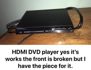 HDMI DVD player for Sale in Port St. Lucie, FL