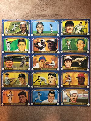 Baseball Cards - Hall of Fame Stars & All-Time Greats for Sale in South Brunswick Township, NJ