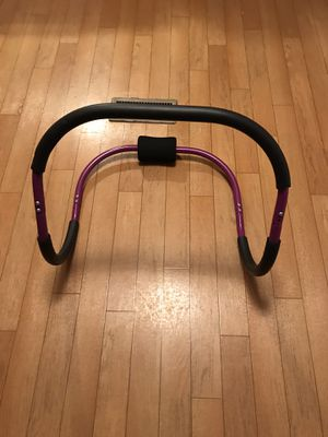 AB roller exercise equipment for Sale in Tupelo, MS