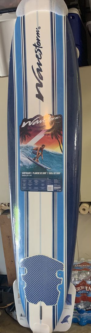New 8 foot WaveStorm Surfboard for Sale in Diamond Bar, CA