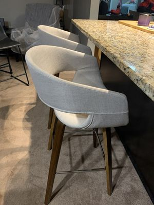 """Counter Stools 26"""" set of 2. 430025 for Sale in Columbia Station, OH"""