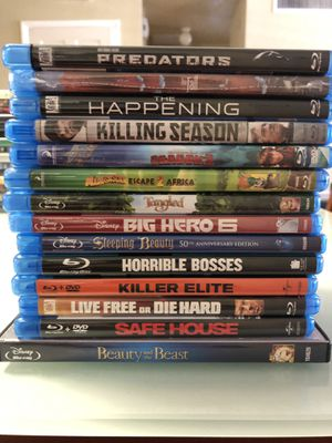 Movies / Blue Ray Discs for Sale in Longwood, FL