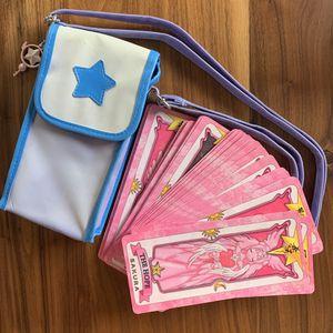 Cardcaptor Sakura Clow Cards RARE for Sale in Glendale, CA