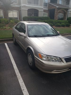 2001 Toyota Camry for Sale in Kennesaw, GA