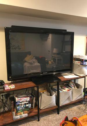 46 inch Panasonic Flat Screen Plasma TV for Sale in Baltimore, MD