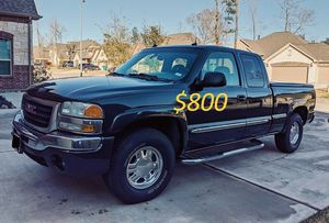 $8OO🔥 Very nice 🔥 2003 Gmc Sierra Truck Runs and drive very smooth clean title!!!! for Sale in Washington, DC