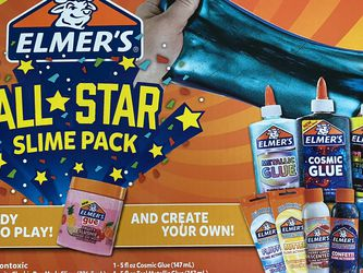 Kids All Star Slime Kit And Squishy Ball Kit for Sale in Woonsocket,  RI