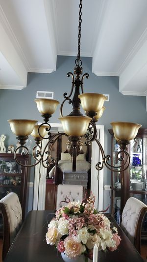 Minka Lavery 2 tier light for Sale in Waxhaw, NC