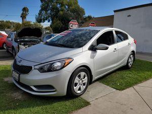 2016 Kia Forte LX for Sale in Santa Ana, CA
