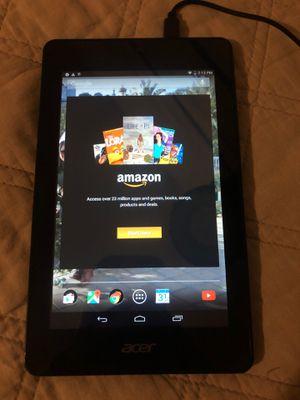 Acer tablet for Sale in Highlands, TX