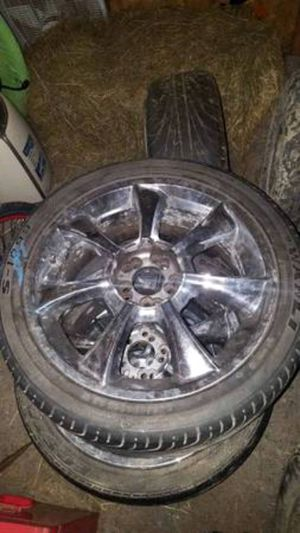 18inch rims for Sale in Westbrook, ME