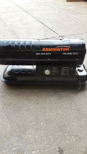 Kerosene heater for Sale in Bedford Park, IL