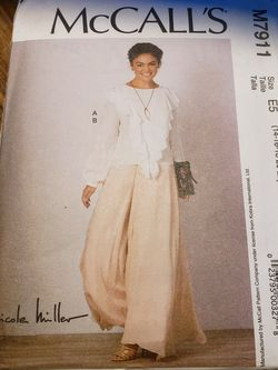 McCall's M7911 Misses Sewing Pattern for Sale in Sanford,  FL