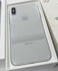 Brand new sim free iPhone X 256gb unlocked with Apple car plus for one year for Sale in Los Angeles, CA