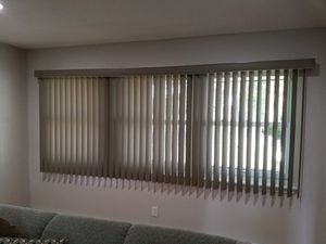 Vertical blinds for Sale in Medford, NY