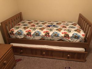 Twin bed set with mattresses for sale for Sale in Smyrna, TN