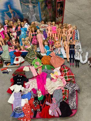 Vintage Barbies (Lot) for Sale in West Covina, CA