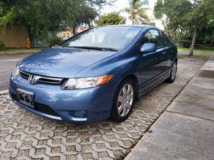 2007 Honda Civic Coupe. for Sale in Miami, FL