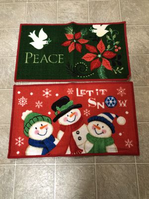 Christmas carpets for Sale in Crownsville, MD