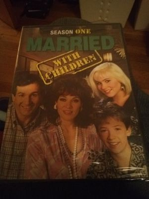 Married With Children Season 1 New Sealed for Sale in Kingsport, TN