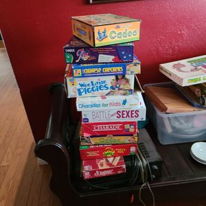 Miscellaneous board games $5 each for Sale in Hacienda Heights, CA