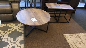 COFFEE TABLE W/2 END TABLES for Sale in Portland, OR